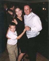 Zach, Tana, and Chadd