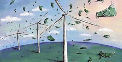 Turbines and Money