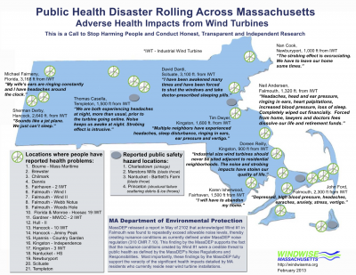 Public Health Disaster - MA 2-28-13