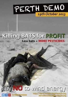 Killing BATS for PROFIT. Less bats = MORE PESTICIDES