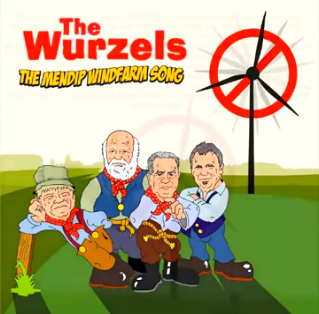 The Wurzels: The Mendip Windfarm Song