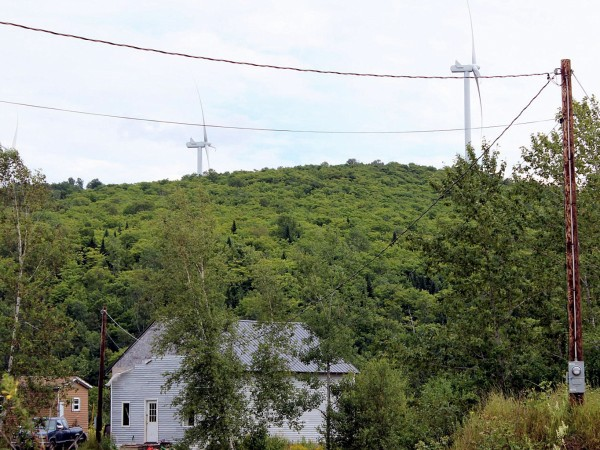 More folks who will be living with the roar, the annoyance, the debilitation of their health after wind turbines go up behind their home.  You can bet the leasing fees are not going to these victims!
