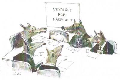 Udvalget for Fåredrift– Committee for Sheep Operations