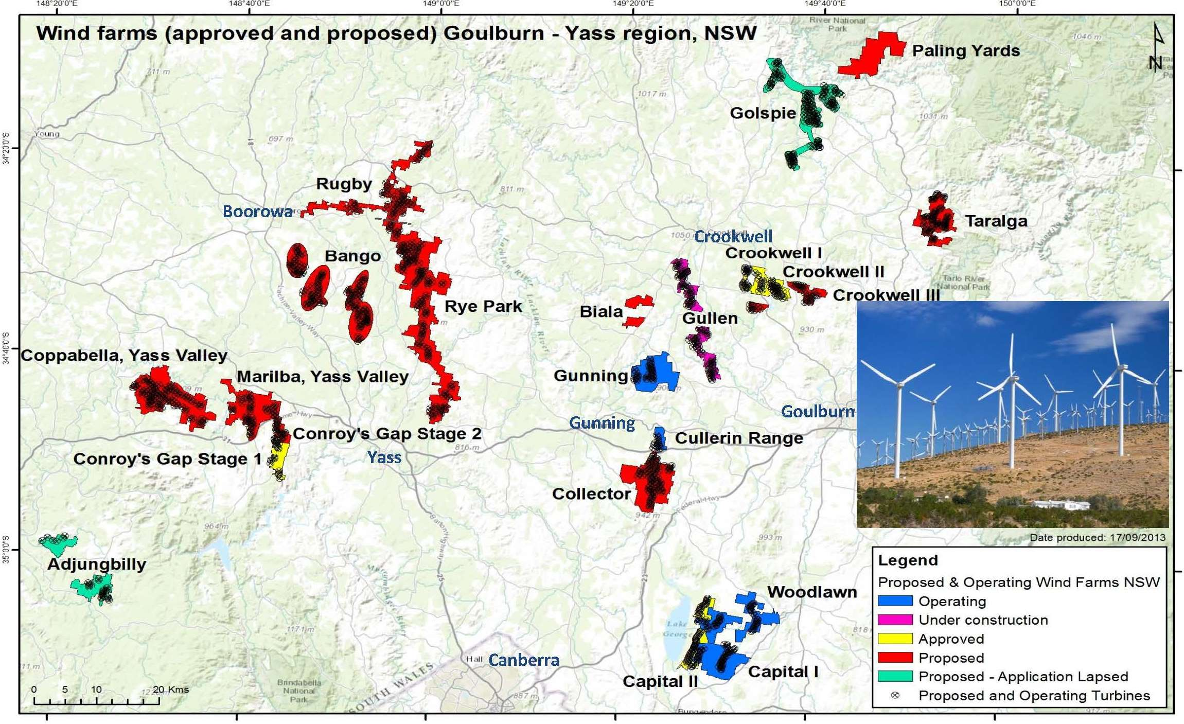 Wind Turbines Impact Land Values By Up To 60 Valuer Wind Energy News