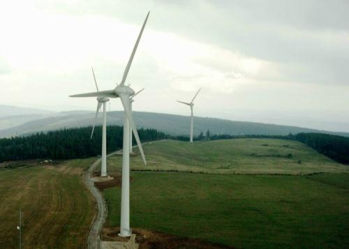 En 2015, 122 mâts éoliens supplémentaires seront implantés dans la vallée de l'Aveyron et le sud du département. (CP)