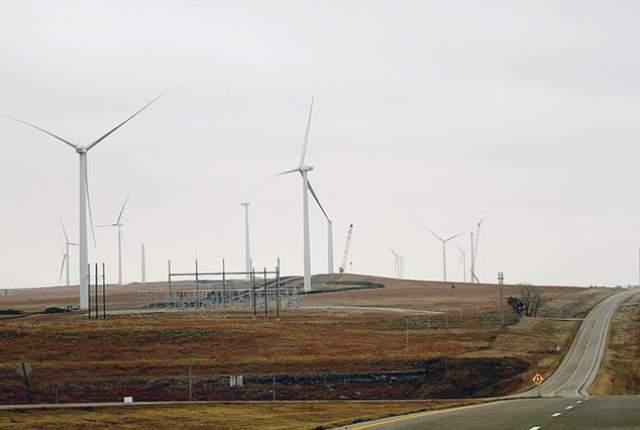 Osage County Wind Farm